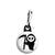 Cute Death Reaper Skull - Horror Halloween Zipper Pulller