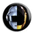 Daft Punk - Random Access Memories - Techno House Button Badge