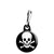 Death Skateboards - Skateboard Zipper Puller