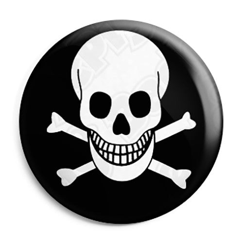 Death Skateboards - Skateboard Button Badge