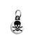 Death Skateboards - Skateboard Mini Keyring