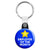 Employee of the Month - Business Work Award Key Ring