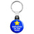 Employee of the Week - Business Work Award Key Ring
