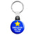 Employee of the Year - Business Work Award Key Ring