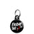 Friday the 13th - Horror Film Logo Mini Keyring