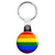 Gay Pride Flag - LGBT Rainbow Key Ring