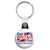 Get Britain Out Referendum - EU European Union Key Ring