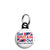 Get Britain Out Referendum - EU European Union Mini Keyring