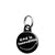 God is Incredible - Smiley Religious Mini Keyring