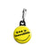 God is Incredible - Smiley Religious Zipper Puller