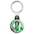The Green Cross Code Man - Kids Retro Road Safety - Key Ring