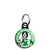 The Green Cross Code Man - Kids Retro Road Safety - Mini Keyring