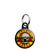 Guns N Roses - Bullet Band Logo 80's Heavy Rock Mini Keyring