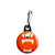 Cute Fuzzy Face Monster - Horror Trick or Treat Zipper Puller