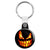 Halloween Pumpkin Teeth Lantern - Trick or Treat Key Ring