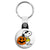 Halloween Snoopy Cartoon Pumpkin - Key Ring