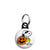 Halloween Snoopy Cartoon Pumpkin - Mini Keyring