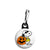 Halloween Snoopy Cartoon Pumpkin - Zipper Puller