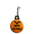 Happy Halloween Night Bat - Trick or Treat Zipper Puller