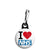 I Love The NHS - National Health Service Union Zipper Puller