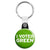 I Voted Green Party - Political Election Key Ring