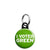 I Voted Green Party - Political Election Mini Keyring