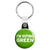 I'm Voting Green Party - Political Election Key Ring