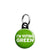 I'm Voting Green Party - Political Election Mini Keyring