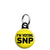 I'm Voting SNP - Scottish Political Election Mini Keyring