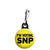 I'm Voting SNP - Scottish Political Election Zipper Puller
