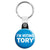 I'm Voting Tory, Conservative Political Election Key Ring