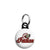 Indian Motorcycle - Since 1901 Vintage Retro Logo Mini Keyring