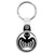 James Bond 007 - Spectre Evil Villains Logo Key Ring
