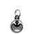 James Bond 007 - Spectre Evil Villains Logo Mini Keyring