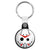 Jason's Mask - Friday the 13th Horror Film Key Ring