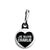 Je Suis Charlie Heart - Freedom Protest Zipper Puller