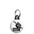 Je Suis Charlie Fist & Pencil - Protest Mini Keyring