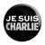 Je Suis Charlie Hebdo - Freedom of Speech Button Badge