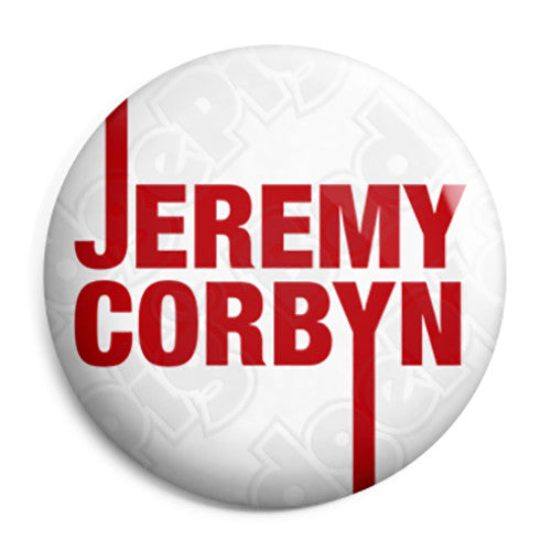 Jeremy Corbyn - Labour Leader Contest - Button Badge
