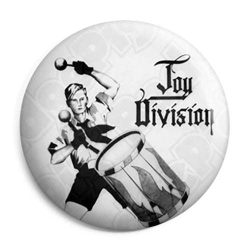 Joy Division - An Ideal for Living - Button Badge