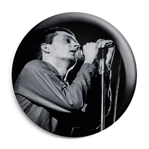 Joy Division - Ian Curtis Photo - Post Punk Button Badge