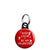 Keep Calm & Be My Valentine Mini Keyring