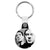 Ronnie and Reggie - Kray Twins Gang Crime Key Ring