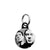Ronnie and Reggie - Kray Twins Gang Crime Mini Keyring