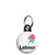 Old Labour Party Logo - Political Election Mini Keyring