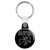 Led Zeppelin - Swan Song Heavy Rock Logo Key Ring