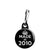 Made in 2010 - Keep Calm Birthday Year of Birth Zipper Puller