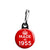 Made in 1955 - Keep Calm Birthday Year of Birth Zipper Puller