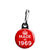 Made in 1969 - Keep Calm Birthday Year of Birth Zipper Puller