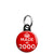 Made in 2000 - Keep Calm Birthday Year of Birth Mini Keyring
